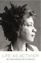 Life as Activism: June Jordan's Writings from The Progressive