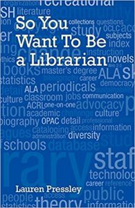 So You Want To Be A Librarian Litwin Books Library Juice Press
