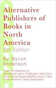 Alternative Publishers of Books in North America, 6th Edition